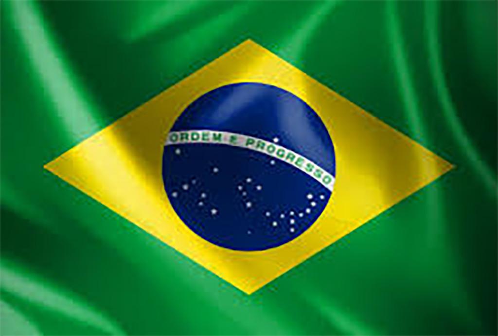vlag brazilie - jacobushoeve